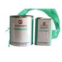 China Grey Intermediate Automotive Primer Paint Anti Rust Two Component Quick Drying wholesale