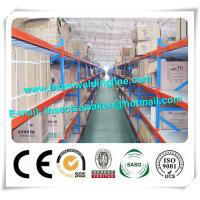 China Industry C Z Purlin Roll Forming Machine , Medium Duty Pallet Racking System wholesale