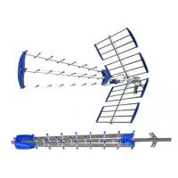 Buy cheap UHF Yagi Outdoor High Gain External Wifi Antenna Fully Shielded F Connector from wholesalers