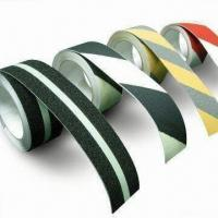 China Non-skid Tapes, Passed REACH and RoHS Tests, Available in Various Sizes and Colors wholesale