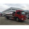 China 12cbm 14cbm Asphalt Construction Equipment 4x2 FAW Left Hand Drive / Distribution Truck wholesale