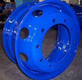 China Truck steel wheel 22.5X16.00 wholesale
