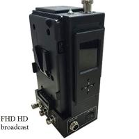HD COFDM transmitter & receiver nlos los mobile av portable for video camera