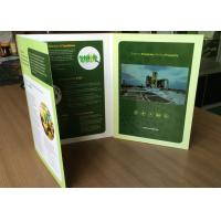 China Digital Advertising Branding 7 Screen customized folded digital video greeting card for business marketing and events on sale