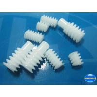 China Wholesale 0.5M standard plastic worm gear with various length for DC motor or gearbox on sale