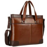 China Genuine leather briefcase wholesale