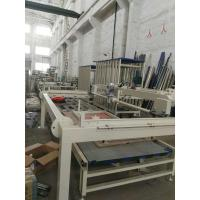 China Sandwich Wall Panel Fiber Cement Board Production Line , Mgo Board Production Line wholesale