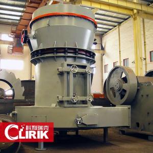 China Clirik 50 to 325 mesh talcum grinding machine powder mill plant wholesale