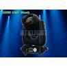 China Light Weight CMY LED Based Moving Heads Lights 200W 15 - 45 Degree Zoom Angle wholesale