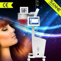 China wholesale--2015 New Laser + LED hair loss treatment hair regrowth/the latest inventions of wholesale