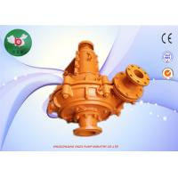 China A05 Rubber Lined Centrifugal Pumps CoalSlurryDelivery And Heavy Media Coal Preparation wholesale