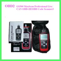 China GS500 MaxScan Professional Live CAN OBD-IIEOBD Code Scanner3 wholesale