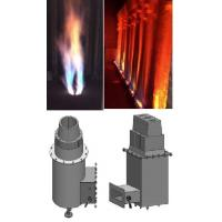 China Dry Low Nox Burner / Industrial Boiler Burners For Process Heating Furnace wholesale