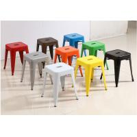 China YLX-1112 Aluminium/Steel Loft Simple Style Square Chair for Restaurant wholesale