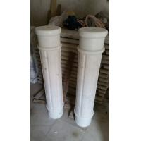 China Marble Ionic Column Guangxi White Marble Roman Column China Carrara Marble Doric Column wholesale