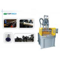 China Power Plug 40 Ton Horizontal Plastic Injection Moulding Machine With Rotary Table Easy Operating wholesale