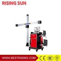 China 3D Camera Full Automatic Car Wheel Alignment Machine for Garage Equipment on sale