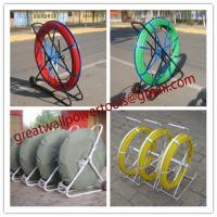 China Material Fiberglass duct rodder,Fiberglass push pull wholesale