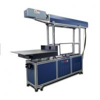 China Industrial Laser Marking Machine Large Working Area 800X800mm 2 Years Warranty wholesale