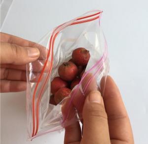 China Vacuum Ziploc Storage Bags Double Zipper Sandwich bags, Food Packaging Plastic Sealed Zip Lock Bags for Storage, bagplas wholesale