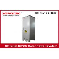 China 50A Solar DC Power System , Reliable 48 vdc power supply for Power Plant,Remote Monitoring wholesale