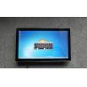China 15.6 Inch HD IPS Touch Screen Digital Photo Frames 80°-89° Visual Angle 250-300 Nits wholesale