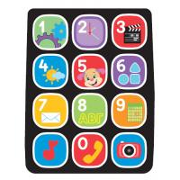 China Light Weight Touch Screen Membrane Switch Overlay With Colorful Buttons wholesale