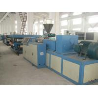 China Fully automatic PVC Crust Foam Sheet Extruder for PVC Board Production Line on sale