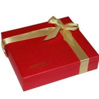 Buy cheap Eco Friendly Custom Christmas Paper Gift Boxes With Lids SGS QS Certified from wholesalers