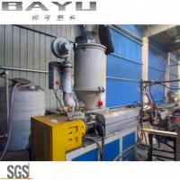 China Plastic Machinary Extruding PA6/66 GF25 Pipe Extrusion Line wholesale