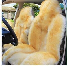 China Car Seat Cover Sheepskin (ZCS001) wholesale