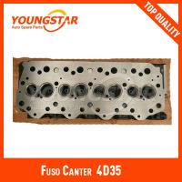 China Cylinder Head 1997/6 Mitsubishi Fuso Canter FE568C LONG 4D35 ENGINE 4600CC F5SPEED on sale