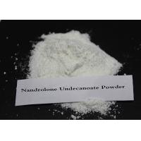 China Injectable Nandrolone Undecanoate / Undecylenate Nandrolone Steroid CAS 862-89-5 wholesale