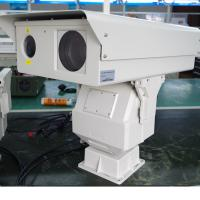 Buy cheap 5 Km Long Range Infrared Camera Ptz With Optical Zoom , 1080p HD laser Camera from wholesalers
