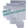 China white block bag, mini grip bag, mini zip lock bag, zip seal bag, zipper bag, slider zipper wholesale