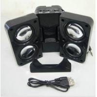 China Foldable Mini Speaker For Ipod MP3 Mobiles With high sound wholesale
