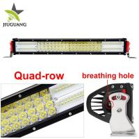 China Safety Off Road Led Light Bar 564 * 65 * 82 Mm Stainless Steel Mounting Bracket wholesale