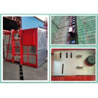 China Heavy Duty 2 Tons Construction Site Elevator Equipment Goods Hoist 0-34m/Min Speed wholesale