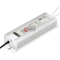 China UL LVD Certified 150W 12V 12.5A Universal LED Strip Light Power Supply 24volt Single Output Outdoor Lighting LED Driver wholesale