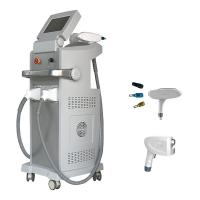 China Color Shell Professional Q Switched Nd Yag Laser Machine For Mongolian Spots Removal wholesale