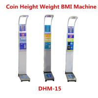 China Body scale load cell Height and weight measurement balance for Medicine pavilion wholesale