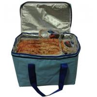 China Reusable polyester cooler bag for frozen seafood wholesale