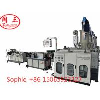 China 12-50mm SJ65 Washing Machine Plastic Drains pipe extruder Single wall corrugated pipe making machine on sale