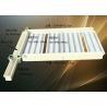 China Precast Concrete Fence Mold Abrasion Resistance , Concrete Fence Post Forms OEM & ODM wholesale