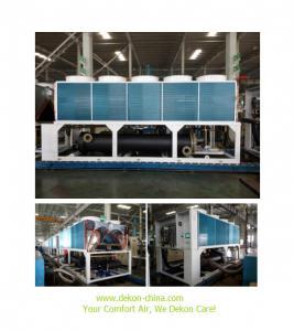 China Bitzar compressor Air cooled screw chiller wholesale