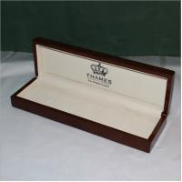 China Long Version Jewelry Bracelet Gift Box Packaging Leather Or Velvet Inside Material on sale