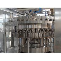China Automated Stainless Steel Carbonated Drink Filling Packaging Machine Coca Cola Soda Water wholesale