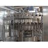 China PET Bottle Liquid Bottle Carbonated Drink Filling Machine , Electric Filling Equipment wholesale