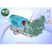 China Bare Shaft Coal Mining Heavy Duty Sludge Pump For Mining Industry Alloy A05 A49 A07 wholesale