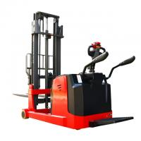 Buy cheap Ac motor MAX lifting height 3000mm Counterbalance 1.5 ton Forklift without Legs from wholesalers